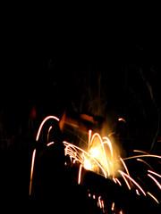 Wielding Sparks