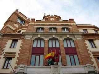 Post in Cadiz (Spanien)