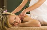 Fototapety Relaxing Massage