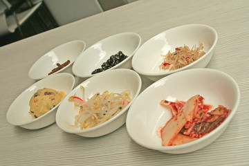 Traditional Korean Side Dishes