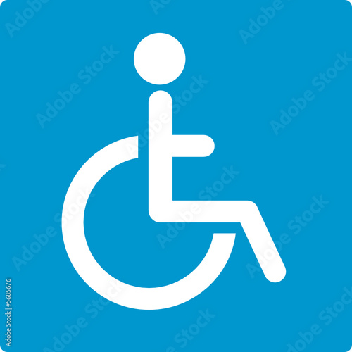 Disability badge