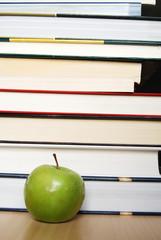 educated apple