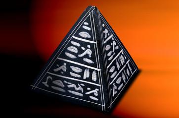 Egyptian stone pyramid