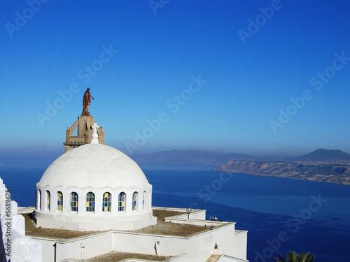 Poster Algerije Oran- Santa Cruz