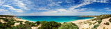 Panorama of Butlers Beach, South Australia poster