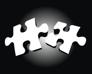 puzzle claroscuro