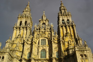 Cathedral of Santiago compostela