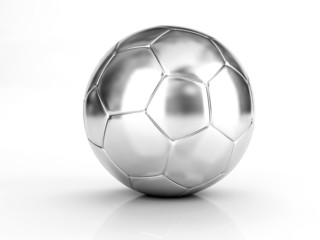 pallone argento