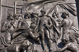 Lord nelson bronze poster
