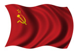 Flag of the Soviet Union poster