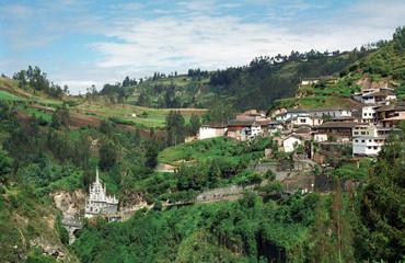 Santuario las Lajas - Colombia