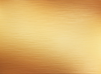 brushed gold