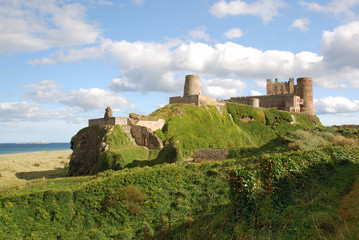 Castle at Bamburgh