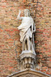 Jesus Statue in Venice