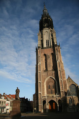 New Church in Delft