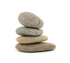 zen spa stones studio isolated