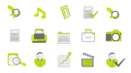 Web icon set 2