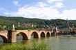 Old bridge, Heidelberg castle