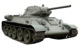 soviet tank  T34 poster