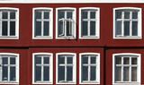 houses in copenhagen denmark poster