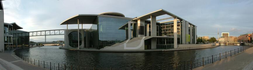 Berlin Regierungsviertel (Marie-Luise-Lüders Haus)