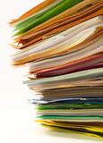 dossier papier administratif affaire signature contrat archive photo libre de droits sur la. Black Bedroom Furniture Sets. Home Design Ideas
