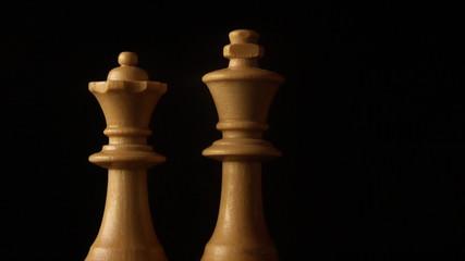 Dame und König