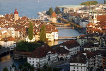 Abend in Luzern
