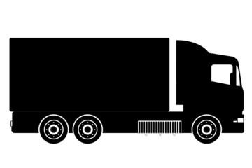 Mittlerer LKW - Truck