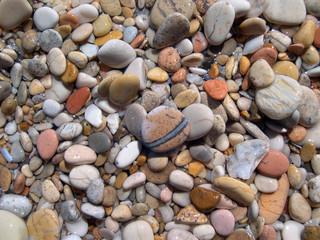 un mare di pietra