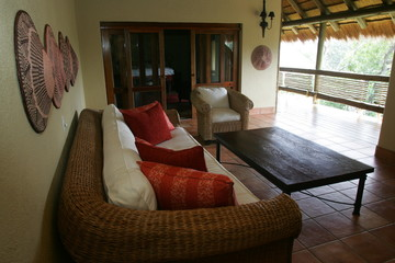 Safari Lodge Accommodations