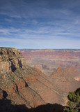 View of the Grand Canyon. Arizona, United States. poster