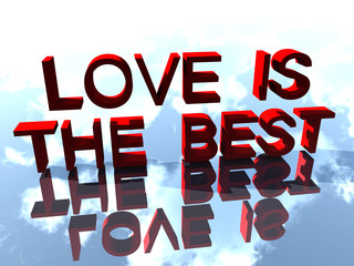 Love Is the Best 4
