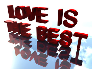 Love Is the Best 7