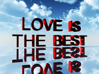 Love Is the Best 2
