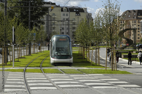 tramway à strasbourg - 5751025