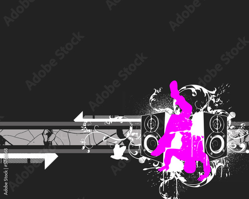 Abstrakt Wallpaper B Boy