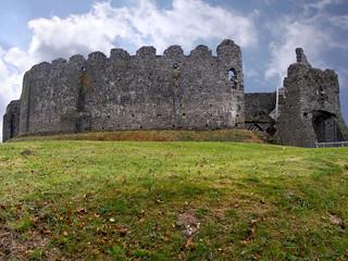 Castle in Cornwall near Lanhydrock