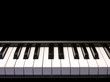 piano - low perspective - one octave - 5766292