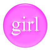 Girl Badge poster