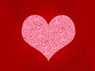 cuore rosa 1