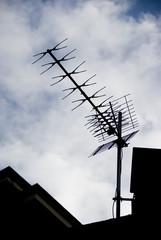 antenne de toît