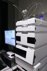 Chromatograph for High Performance Liquid Chromatography (HPLC)