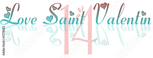 Love Saint Valentin