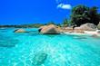 canvas print picture anse lazio seychelles