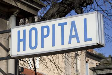 Service public : Hopital