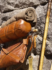 mochila romana