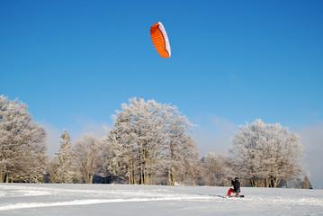 Snowkiting - Snow Kite