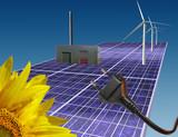 énergie nouvelle génération poster
