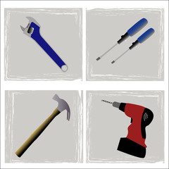 tools for the carpenter or the plumber